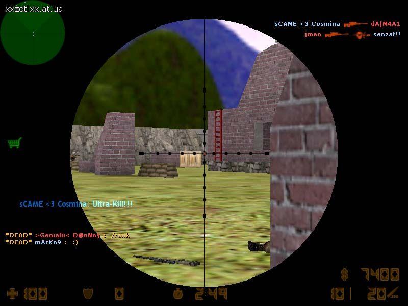 Sniper Cfg Для Cs 1.6 V 43